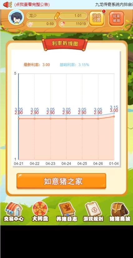 330资金盘/理财源码/理财游戏/可二开插图(1)